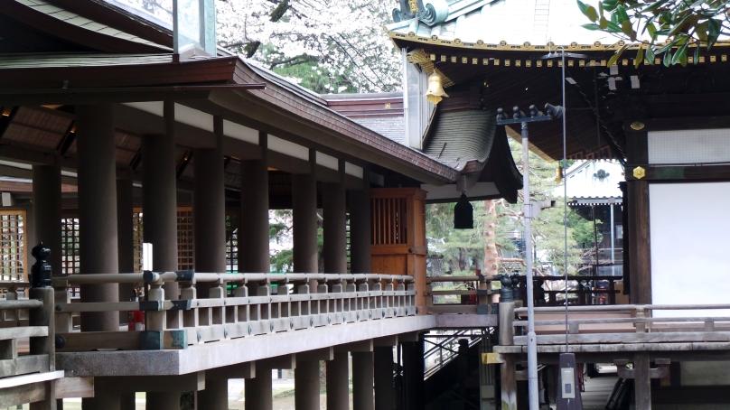 Temple Myohoji temple