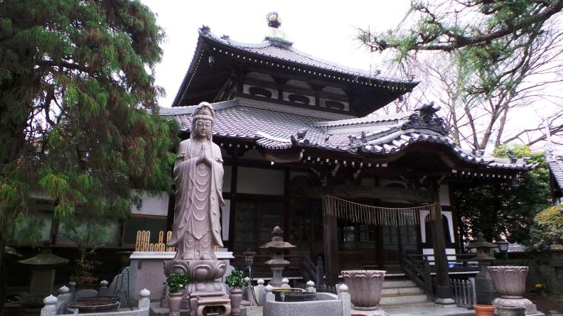 Temple Soenji Tokyo