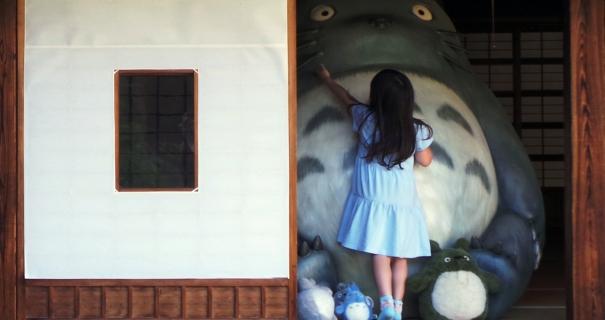 Maison de Totoro près de Tokyo