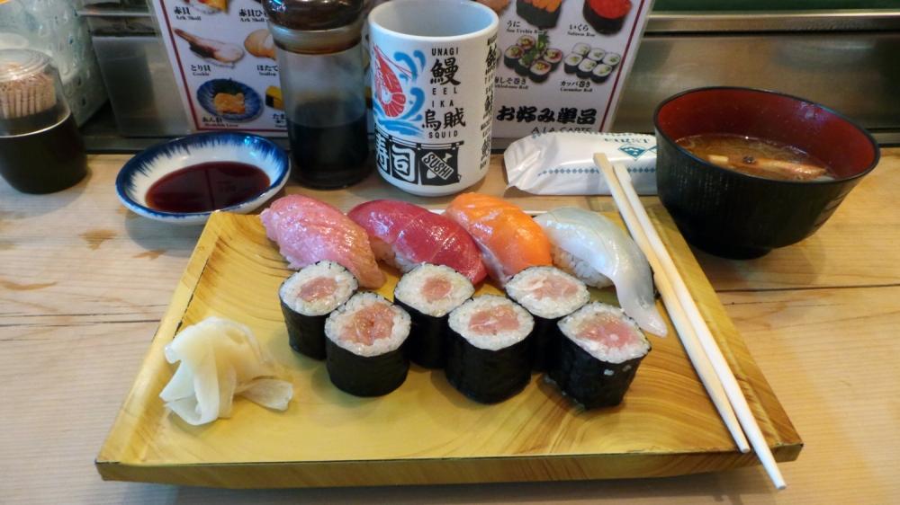 Découvrir la gastronomie japonaise à Tokyo