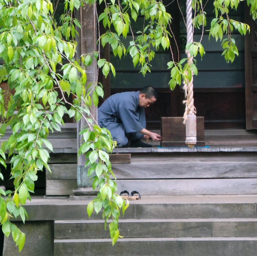 Temple et sanctuaires de Tokyo