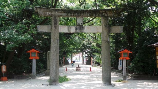 Visite de Fukuoka : le sanctuaire Sumiyoshi à Hakata