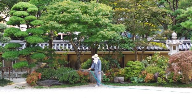 Visite de Fukuoka : le temple Tocho-ji à Gion