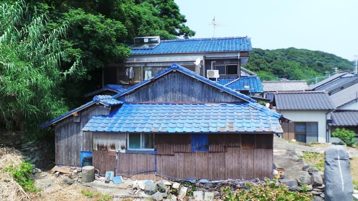 Visite du village de l'île d'Ainoshima, Fukuoka, Japon.