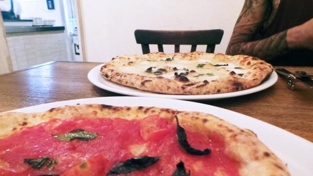 Visite de Fukuoka : bonne pizzeria dans le quartier de Daimyo à Tenjin