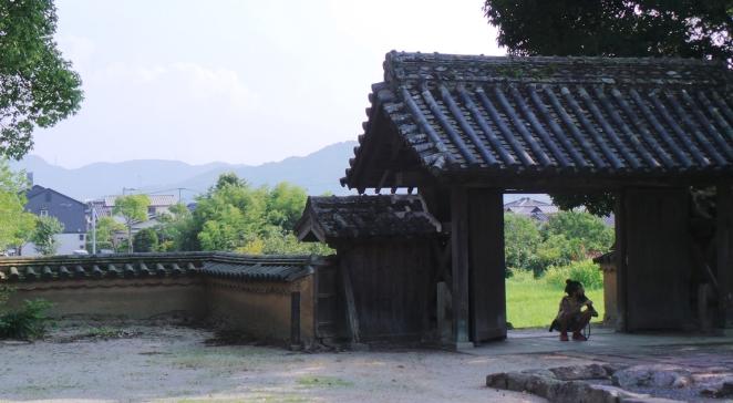 Jardin du temple Kaidan-in à Dazaifu, Fukuoka