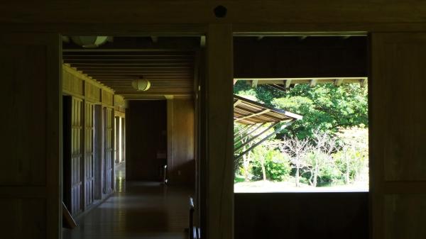 Maison du jardin royal Shikinaen à Naha, Okinawa