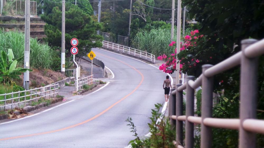 Visiter l'île de Kumejima à pied : un vrai défi !