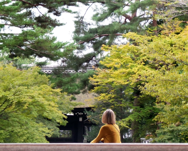 Pourquoi j'aime Kyoto
