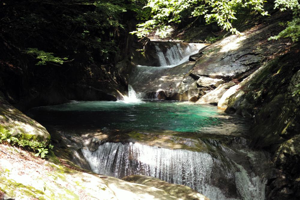 Les magnifiques gorges de Nishizawa à visiter près de Tokyo
