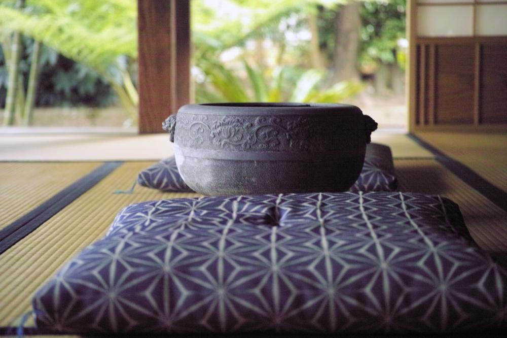 Participer à une cérémonie du thé à Izumi, Kyushu, Japon.