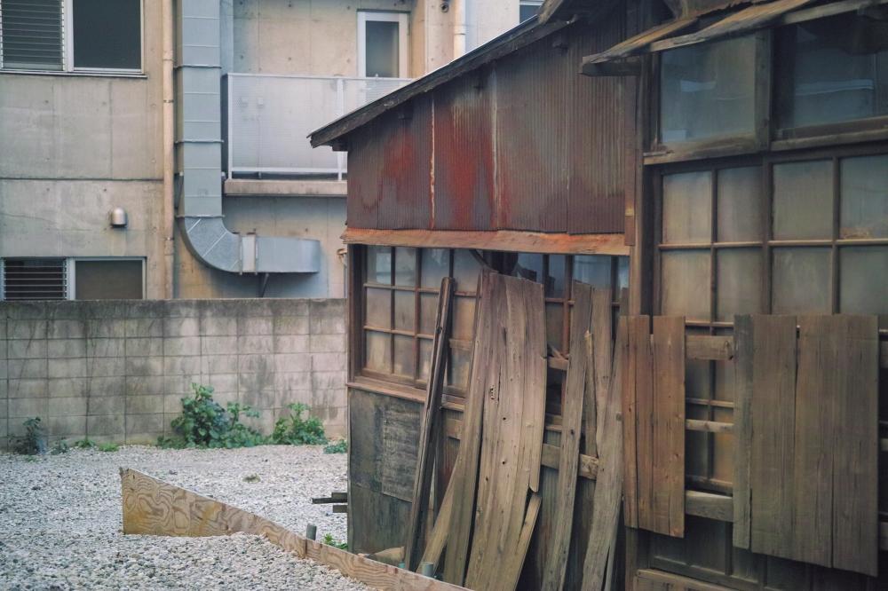 Balade dans le quartier de Roppongi Hills, Tokyo, Japon.