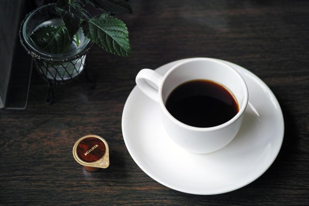 Bon café dans le quartier de Shimokitazawa à Tokyo.