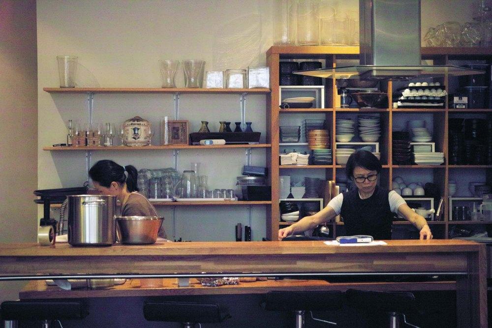 Issé, une épicerie et un restaurant japonais à Paris.