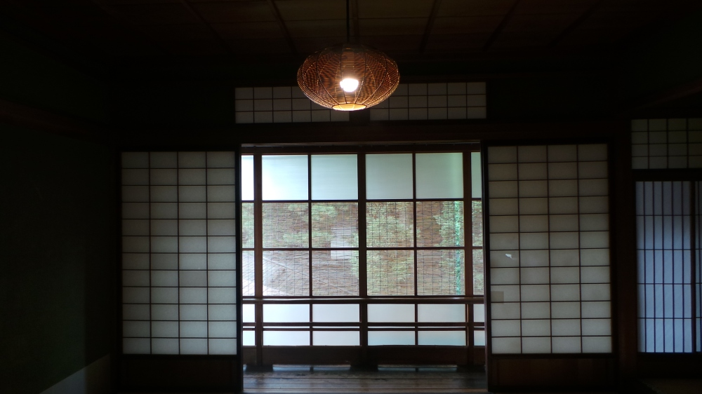 Yoshijima, une ancienne maison de marchands à Takayama, Japon.