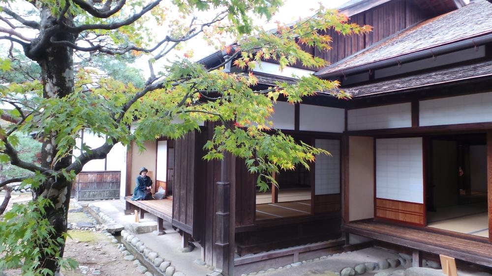 Visite incontournable de Takayama, leTakayama Jinya, période Edo, Japon