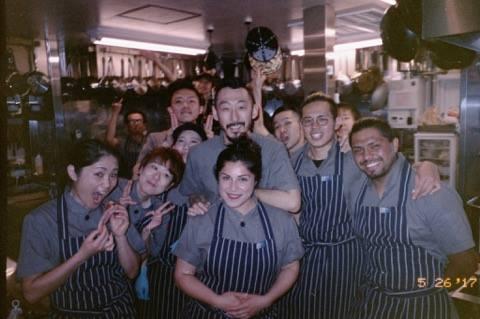 Travailler comme chef dans un restaurant à Tokyo, Japon