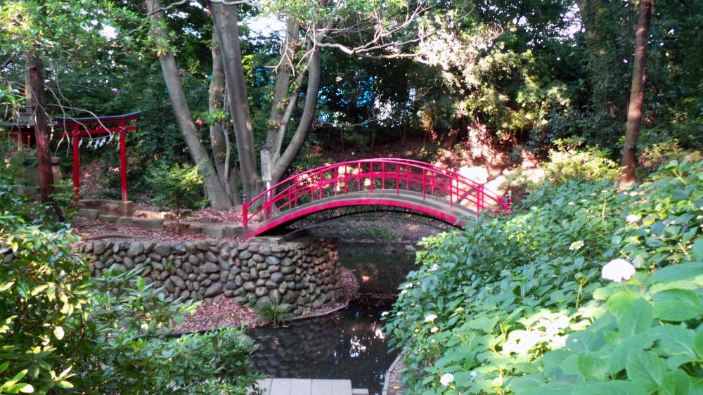 Jardin du temps de Kawagoe, près de Tokyo, Japon.