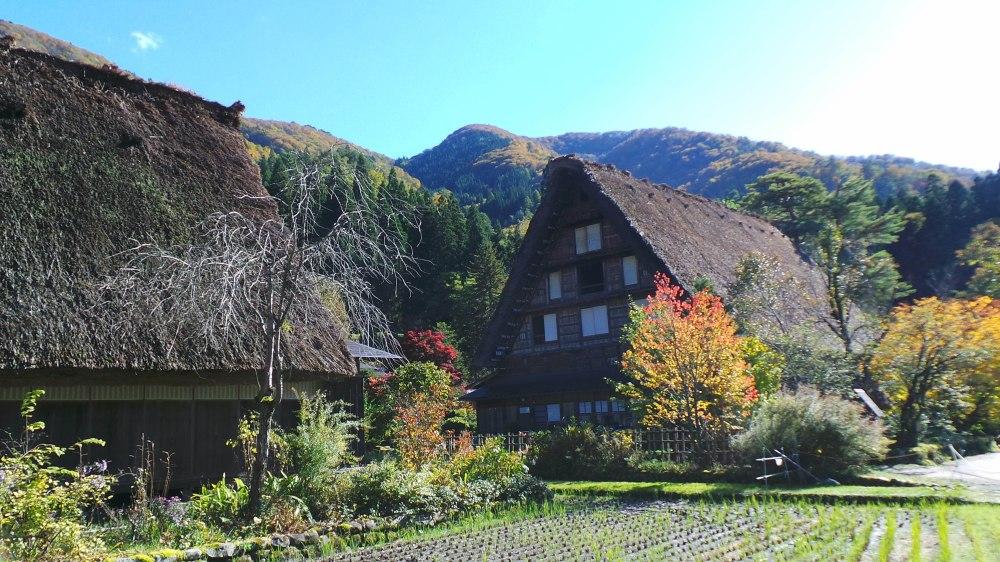Un village de sorcières au Japon